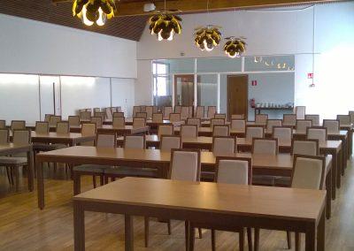 Hämeenkylän kartanon juhlasali
