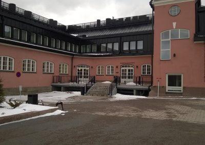 Hämeenkylän kartanon päärakennus